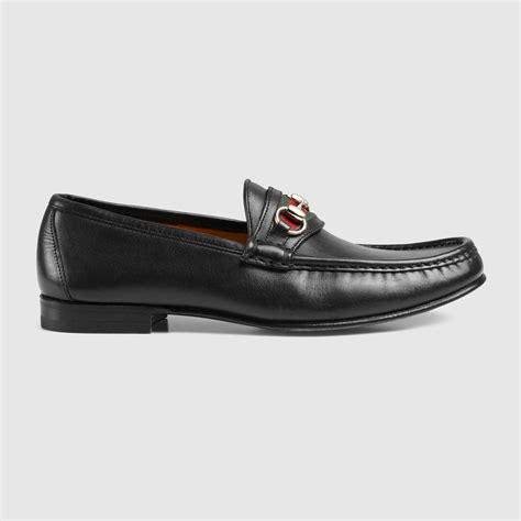 mens gucci horsebit loafers s horsebit loafer with web gucci s moccasins