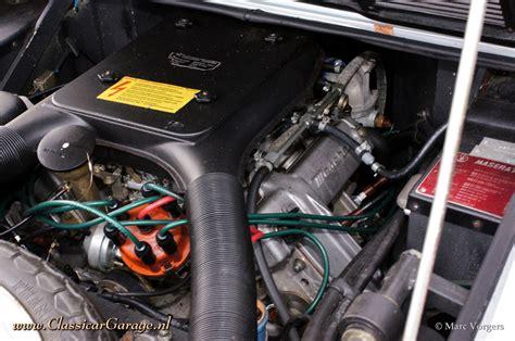 maserati merak engine maserati merak ss 1978 details