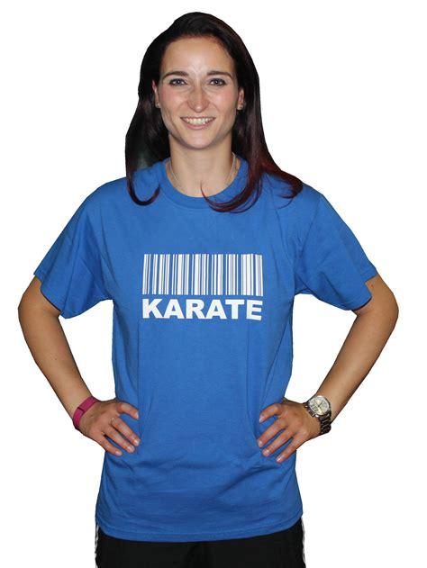 T Shirt Barcode t shirt barcode karate gt ausr 252 stung f 252 r karate