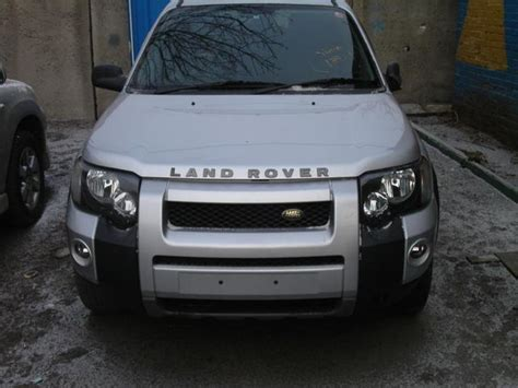 land rover freelander 2004 2004 land rover freelander pictures