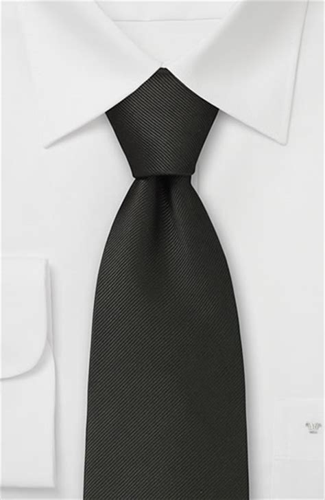 tie knots for black ties black neckties