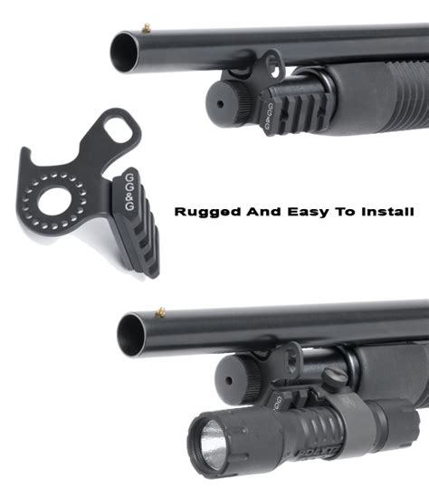 mossberg 500 tactical light mossberg 500 sling and flashlight combo mount firearms