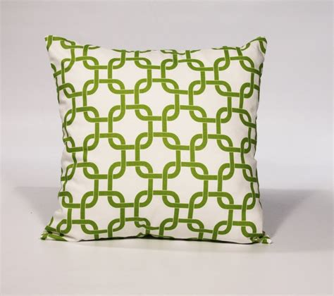 pillow cover 18x18 decorative pillow covers green