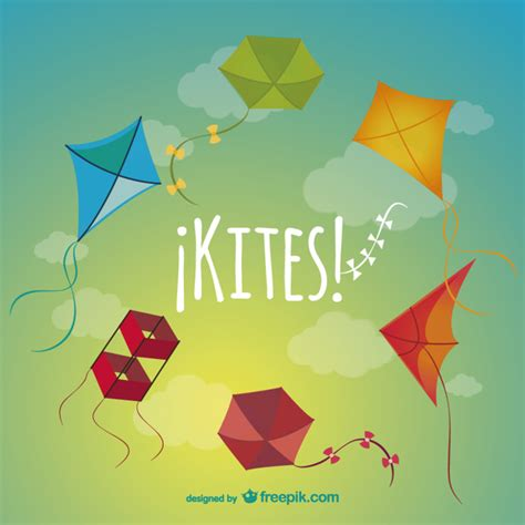 colorful kites wallpaper colorful kites pack vector free download