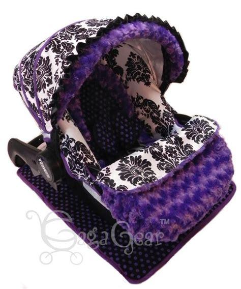 purple car seats for infants b w purple car seat cover gaga baby gear car seat