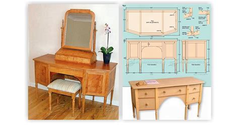 makeup vanity woodworking plans woodworking plans vanity table fantastic gray