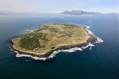 Robben Island by Flocking To Robben Island Tourists By Day Poachers By