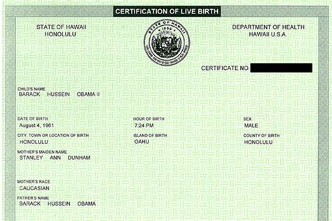 full birth certificate meaning birther ltc on his court martial i can t get a fair