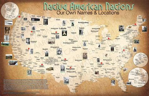 american natives map 2014 american tribal nation map american indian