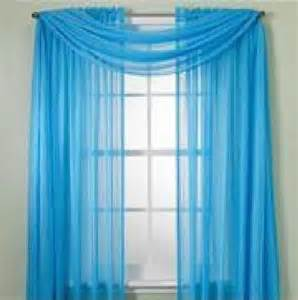 Sheer Valance Scarf Sheer Scarf Window Treatments Curtains Drape Valances 63