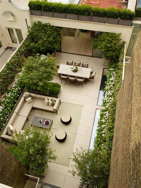 garten terrasse dach a roof terrace bowles wyer bespoke garden