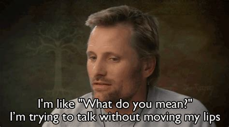 the ring bathroom scene lord of the rings drowning behind the scenes the fellowship of the ring mask viggo