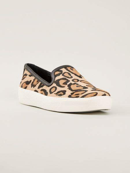 sam edelman leopard sneakers sam edelman leopard print sneaker in animal