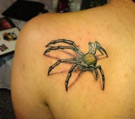 tarantula tattoo designs 63 great spider tattoos for back
