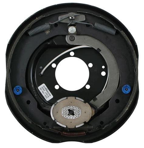 electric trailer brake drum removal