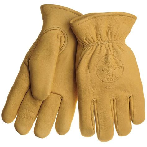 west chester split cowhide leather palm medium work gloves