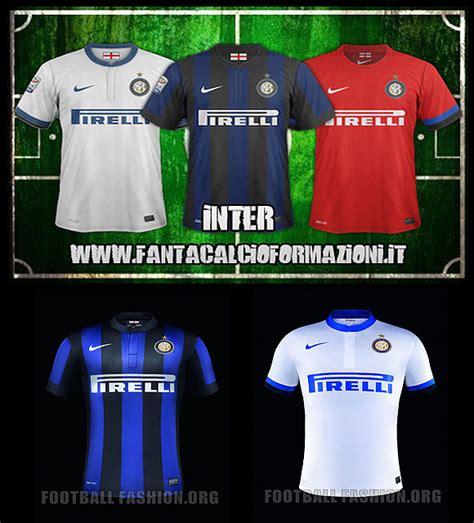 Baju Retro Inter Milan panduan lengkap baju perang serie a 2013 2014 inter milan bola net