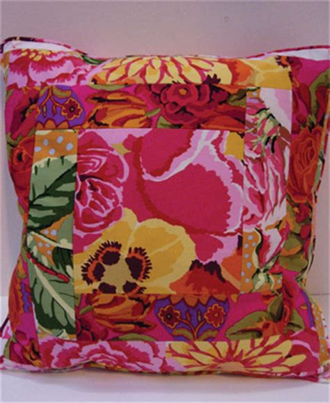 Free Patchwork Patterns For Cushions - the cotton patch patchwork cushion pattern free pdf