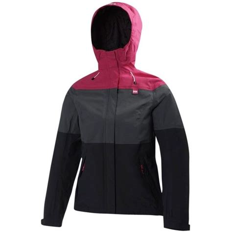 Jaket Angela Pink Black Grey helly hansen s vancouver tri colour jacket pink