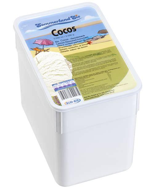 glasschiebetã r kaufen sommerland eis kokosnuss 3 x 5 liter s 252 d eis gmbh co
