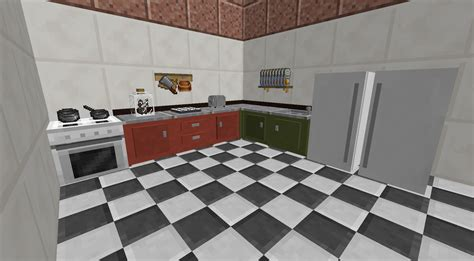 Kitchen Mod For Minecraft Pc Cooking For Blockheads Food Minecraft Mods Curse