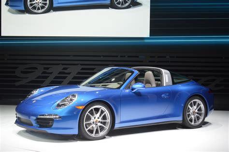 Porsche Targa 2014 by 2014 Porsche 911 Targa Detroit 2014 Photo Gallery Autoblog