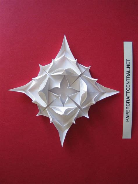 Origami Ornaments Patterns - 479 best iris folding images on tutorials