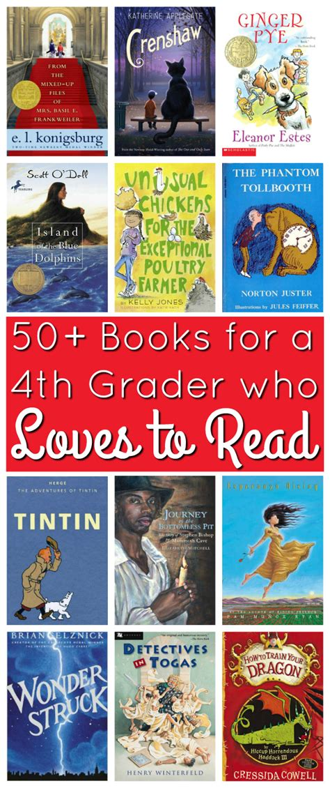 biography book list for 4th graders 50 books for a 4th grader who loves to read walking by