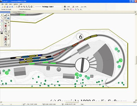 yard layout software image gallery model train layouts yards