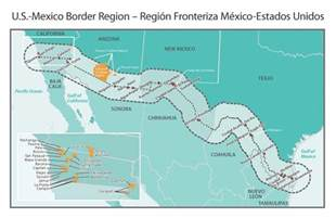 map of california mexico border opinions on border region