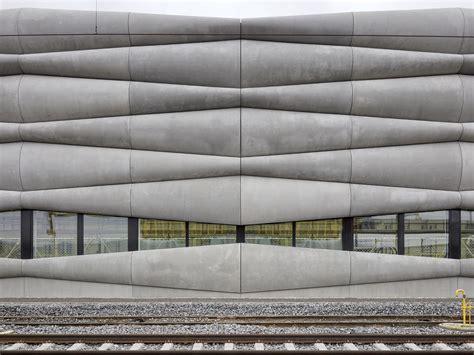 architekten münster bahnanlage em2n in z 252 rich gesicht f 252 r ein