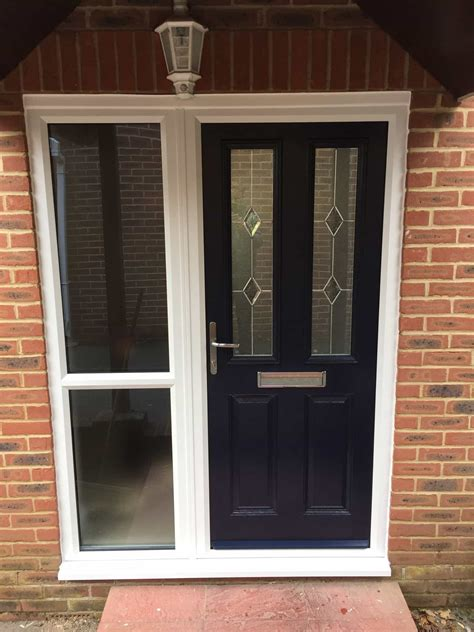 fitted front doors composite front doors in southton front doors fitted