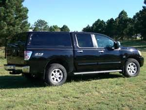 Nissan Titan Topper Owners Gallery