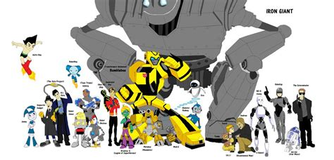 film robot année 90 movie robots robots cartoons and movies by anny peace
