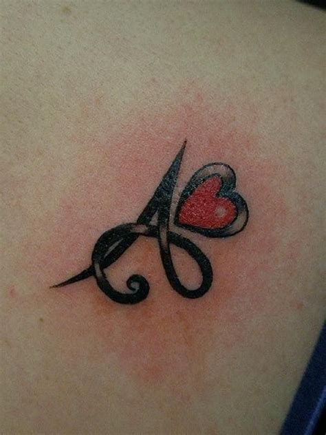 tattoo design for letter s a letter designs elaxsir