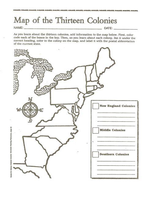 colonie map game 13 colonies map worksheet worksheets releaseboard free