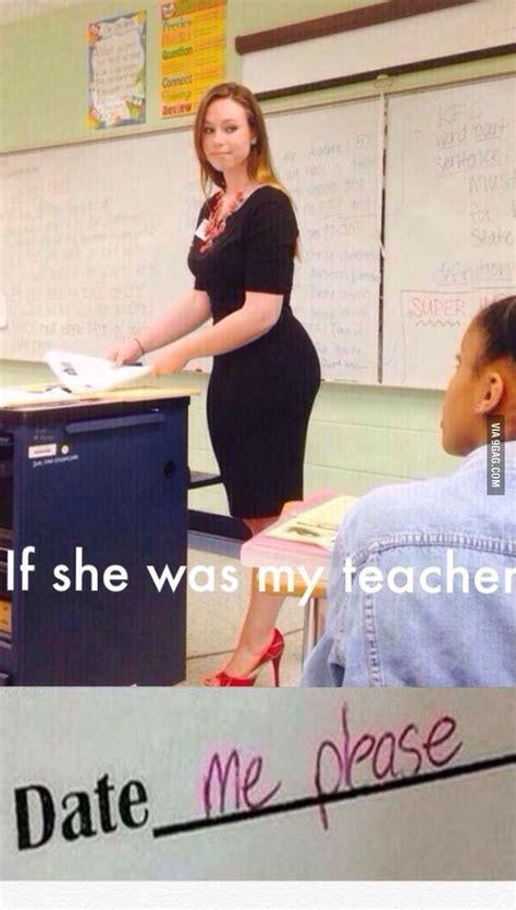 Hot Teacher Meme - hot teacher