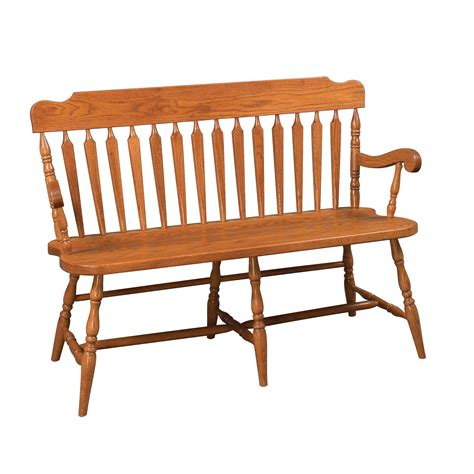 amish benches amish deacon s bench