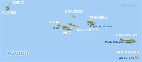 wo liegen die azoren urlaub auf den azoren lastminute pauschal individual