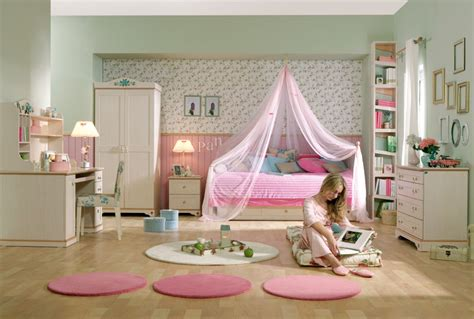 bedroom ideas girls 15 cool ideas for pink girls bedrooms digsdigs