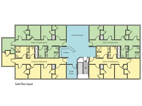 layout for university free room layout high school floor plan layout dorm floor