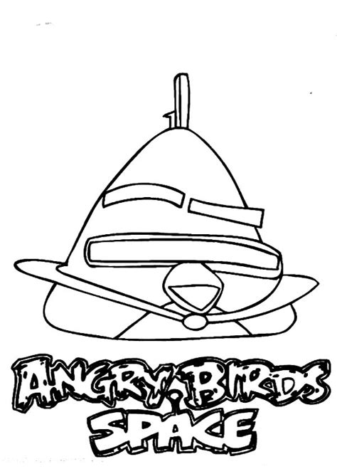 angry birds ice bird coloring pages angry birds space character ice bird coloring pages