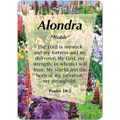 what does alondra mean as a name alondra name card female daydream cards