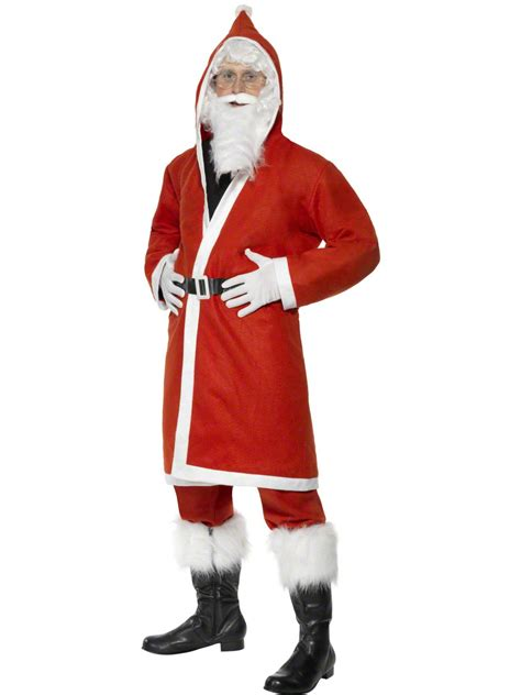 father christmas santa costume fancy dress ireland