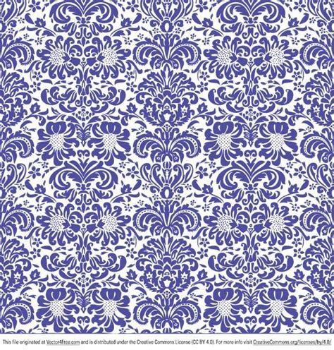 pattern ai file free download floral ornament pattern free vector art