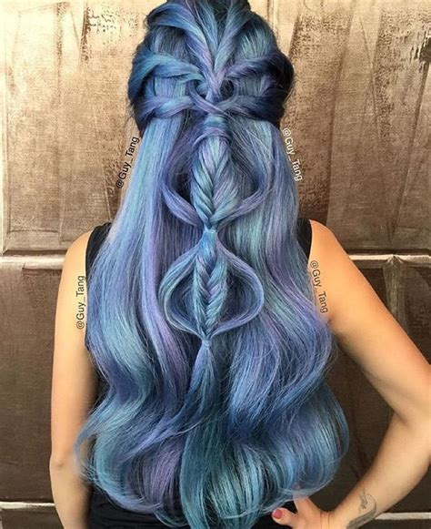 Mermaid Hairstyles by 473 Best Images About Mermaid Hair On Doe