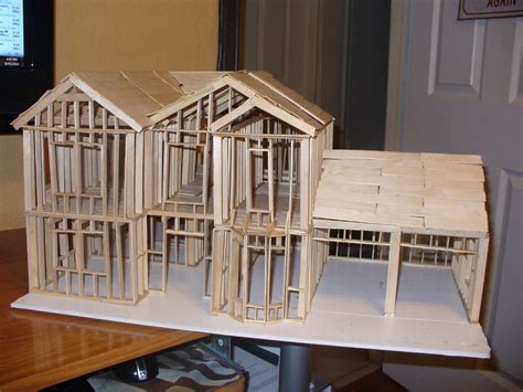 model houses to build scale model house