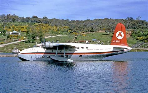 flying boat to australia ansett airways flying boat services in australia