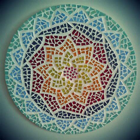 mosaic mandala pattern mosaico by alessandra caruso 55 11 99105 7503 mosaic