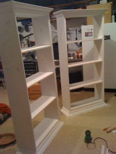 bookcases that look like built ins diy built ins bookcase with base cabinets from the big box